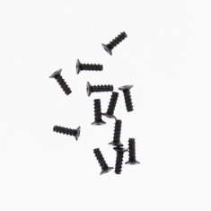 Countersunk Head Self Tapping Screw  2*6mm ~