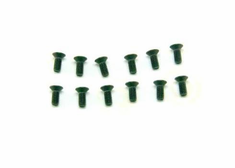 Countersunk Mechanical Screw(5*12) 12PCS ~