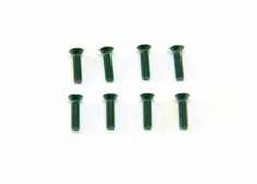 Countersunk Mechanical Screw(5*20) 8PCS ~