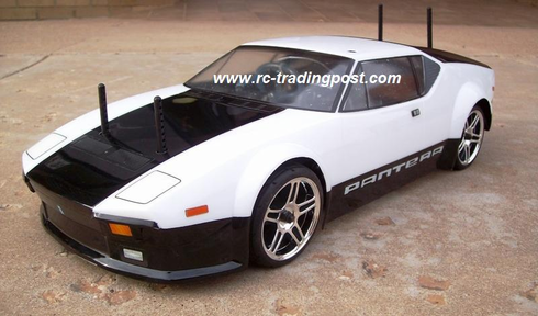 De Tomaso Pantera Redcat Racing EPX RTR Custom Painted Electric RC Drift Cars Now With 2.4Ghz Radio!!!