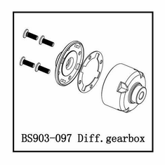 Differential Gearbox ~