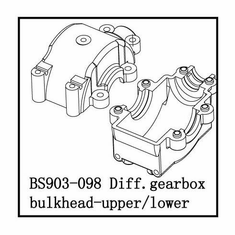 Differential Gearbox Bulkhead ~