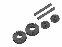 Differential Gears and Pins