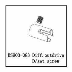 Diff. Outdrive C Set Screw ~