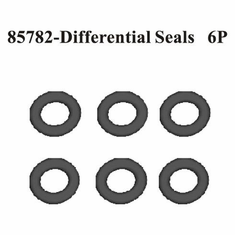 Differential O-Rings 6Pcs ~