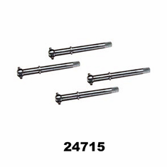 Drive Shafts, 4pcs ~