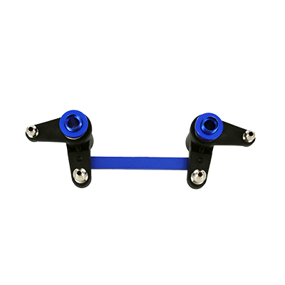 Dual Servo Saver Steering Assembly