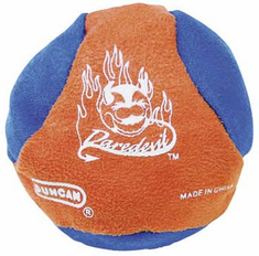 Duncan Daredevil 5-Panel Pellet Filled Footbag