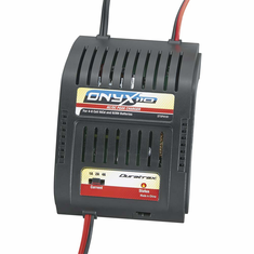 Duratrax Onyx 110 AC/DC Peak Charger (Input: 110V AC; 11-15V DC)(Charge Current: 1.0A, 2.0A and 4.0A linear (2.0 max on AC)