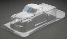 Clear RC Body Early 50's Chevy Body, Clear : Stampede, NStampede by Pro-line Racing