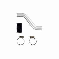 Exhaust Pipe and Silicone Joint Tubing ~