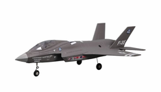 F35 Plug N Play V2 64mm Fan Brushless RC Airplane