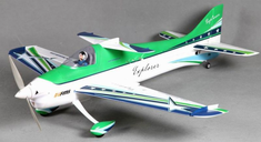 F3A Explorer, Plug N Play, 1020mm Brushless RC Airplane