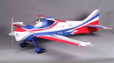 F3A Olympus, Plug N Play, 1400mm Brushless RC Airplane