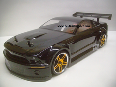 Ford Mustang GT-R Redcat Racing EPX RTR Custom Painted Electric RC Drift Cars Now With 2.4Ghz Radio!!!