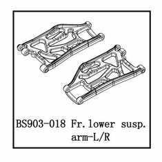 Front Lower Suspension Arm (L/R) ~