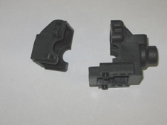Front  Differential Gearbox Housing ~