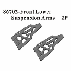 Front Lower Suspension Arms, 2pcs ~