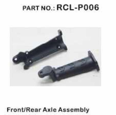 Front/Rear Axle Assembly ~