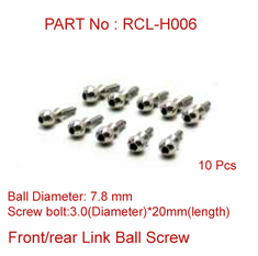 Front/Rear Link Ball Screw