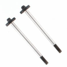 Front Shock Shaft and Piston (80mm)