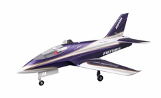 Futura Jet Plug N Play 1060mm Purple Brushless RC Airplane