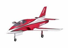 Futura Jet Plug N Play 1060mm, Red Brushless RC Airplane