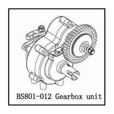 Complete Gearbox Assembly ~