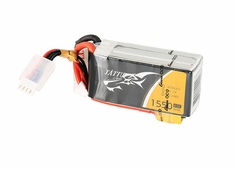 Gens ace 3s 45C 1550MaH battery for Carbon 210 Drone
