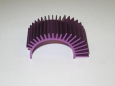Heat Sink for 540/550 Size Motors ~