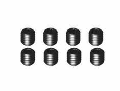 Hex Head Grub Screw(4*4) 8PCS ~