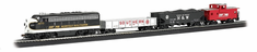 "HO Thoroughbred Model Train Set Ready To Run 47"" x 38"" oval"