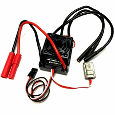 Hobbywing Brushless Electronic Speed Controller, Splashproof ~