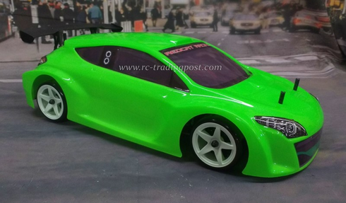 Hot Hatch Redcat Racing EP Brushless RTR Electric RC Drift Cars Now With 2.4 GHZ Radio AND 2S Lipo Battery!!!