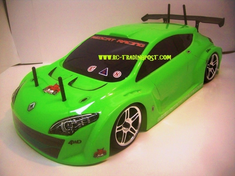 Hot Hatch Redcat Racing Gas RTR Nitro RC Cars Now With 2.4 GHZ Radio System!!!