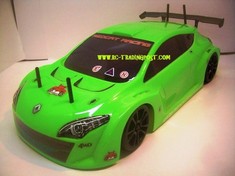 Hot Hatch Redcat Racing Gas RTR Nitro RC Drift Cars Now With 2.4 GHZ Radio System!!!