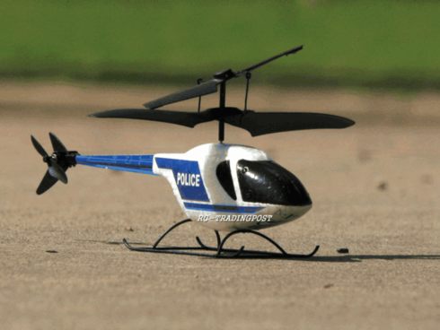 How To Fly RC Helicopters