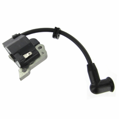 Ignition Coil and Wire