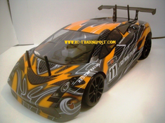 Lambo Redcat Racing Gas RTR Nitro RC Drift Cars Now With 2.4 GHZ Radio System!!!