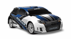LaTrax Blue 1/18 Rally 4WD RTR w/Battery & Charger