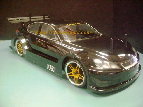 LEXUS IS F RACING CONCEPT Redcat Racing EPX RTR Custom Painted Electric RC Drift Cars Now With 2.4Ghz Radio!!!