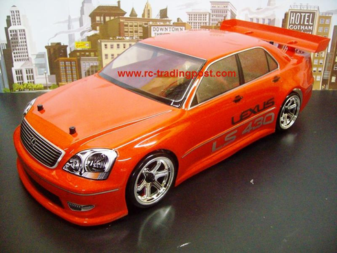 Lexus LS 430 Redcat Racing Thunder Drift Belt Drive RTR Custom Painted Electric RC Drift Cars Now With 2.4Ghz Radio!!!