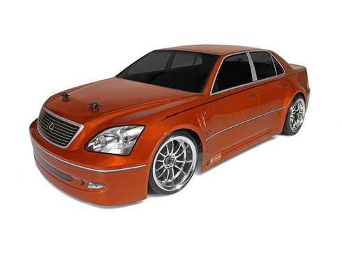 LEXUS LS430 SESSIONS Ver. Custom Painted RC Touring Car / RC Drift Car Body 200mm (Painted Body Only)