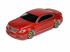 Lexus LS460 Sessions Ver. Redcat Racing Gas RTR Custom Painted Nitro RC Cars Now With 2.4 GHZ Radio System!!!