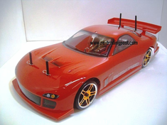Mazda RX-7 Redcat Racing EPX RTR Custom Painted Electric RC Drift Cars Now With 2.4Ghz Radio!!!