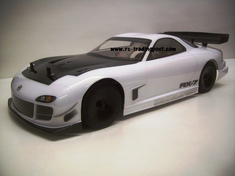 Mazda RX-7 Redcat Racing EPX RTR Custom Painted Electric RC Street Cars Now With 2.4Ghz Radio!!!