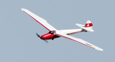 Moa Plug N Play, 1500mm Brushless RC Airplane