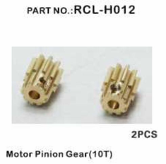 Motor Pinion Gear(10T) ~
