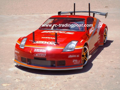 NISSAN 350Z HANKOOK Redcat Racing EPX RTR Custom Painted Electric RC Drift Cars Now With 2.4Ghz Radio!!!