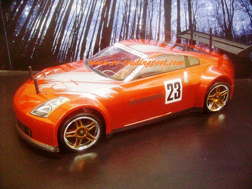 Nissan 350Z Nismo GT Redcat Racing EPX RTR Custom Painted Electric RC Drift Cars Now With 2.4Ghz Radio!!!